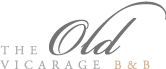 The Old Vicarage Bed & Breakfast - Logo